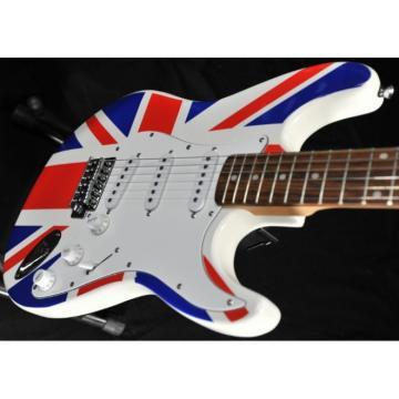 Jeff Logical Electric Guitar