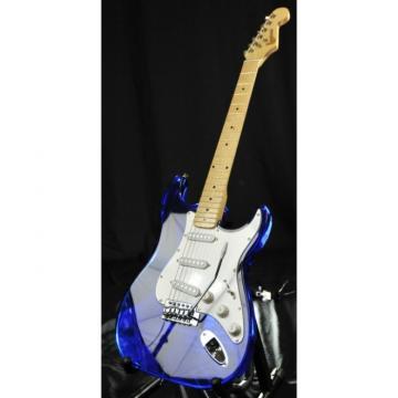 Jimi Blue Logical Electric Guitar