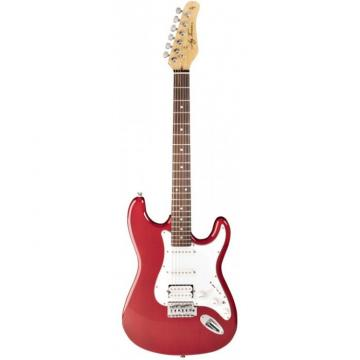 Jay Turser 301 Series Electric Guitar Trans Red