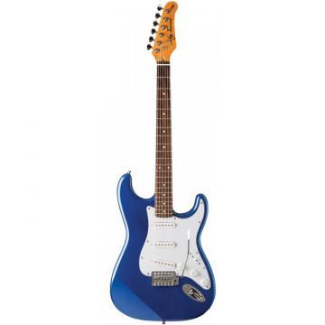 Jay Turser 300 Series Electric Guitar Metallic Blue