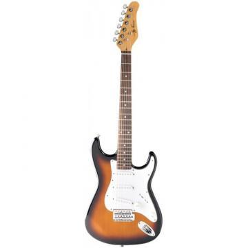 Jay Turser 30 Series 3/4 Size Electric Guitar Tobacco Sunburst