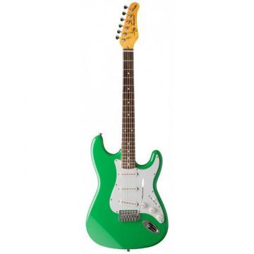 Jay Turser 300 Series Electric Guitar Sea Foam Green