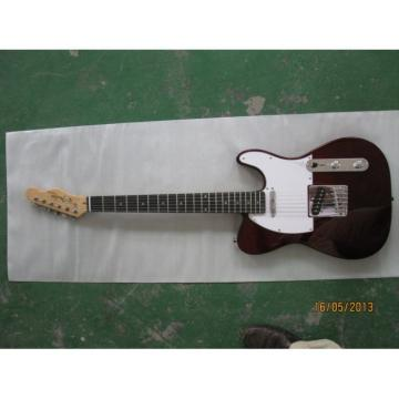 Fender Telecaster Dark Brown Custom Electric Guitar