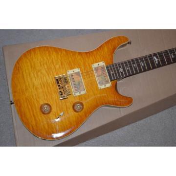 Custom 24 Paul Reed Smith Sunburst Electric Guitar