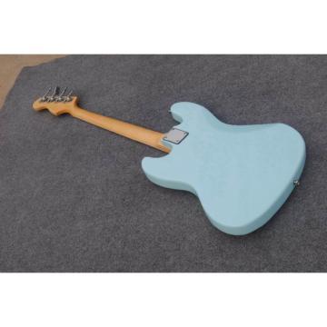 Custom Sonic Blue Fender Precision Jaguar Electric Guitar