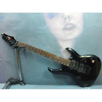 Custom Shop XCort Black Electric Guitar