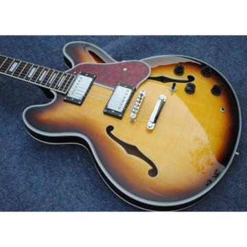 Custom Shop Tobacco Burst ES335 LP Electric Guitar