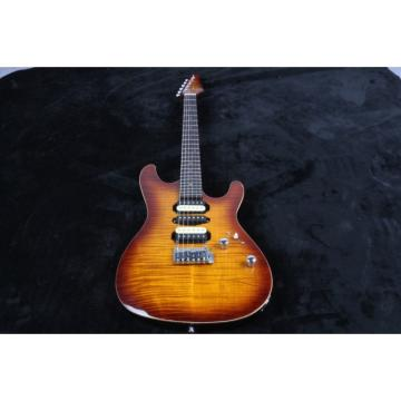 Custom Shop Suhr Tobacco Flame Maple Top Electric Guitar