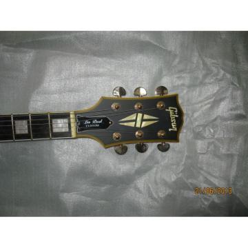 Custom Shop Tak Matsumoto Matte Black Electric Guitar