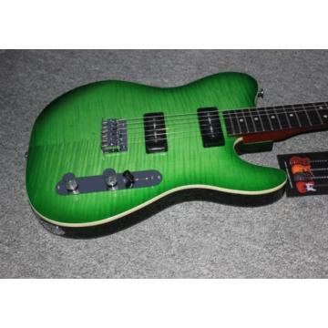 Custom Shop Suhr Green Maple Top Tele Style 6 String Electric Guitar