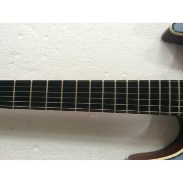 Custom Shop Suhr Quilt Maple Top Transparent Natural Fade Blue Burst Electric Guitar