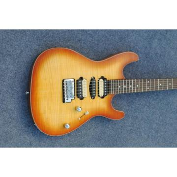 Custom Shop Suhr Flame Maple Top 3 Pickups Electric Guitar