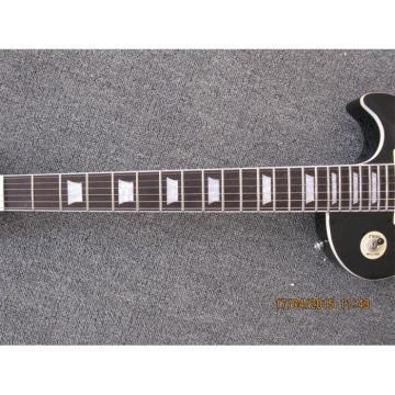 Custom Shop Slash Black Natural Burst Electric Guitar