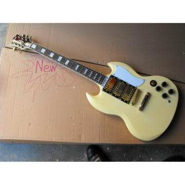 Custom Shop SG Pearl Electric Guitar