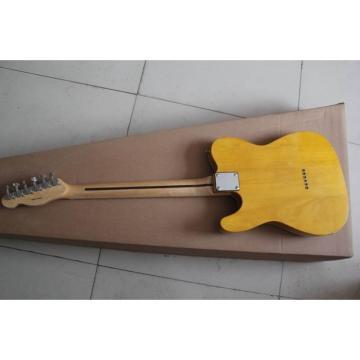 Custom Shop Scar Grain Wood Telecaster Electric Guitar