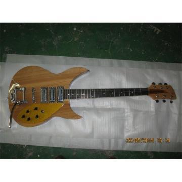 Custom Shop Rickenbacker 325 Blonde Electric Guitar