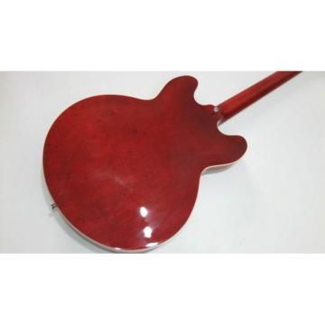 Custom Shop Red Wine ES 335 VOS Jazz Electric guitar