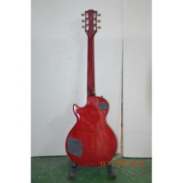 Custom Shop Quilted Maple Top Sunburst Electric Guitar