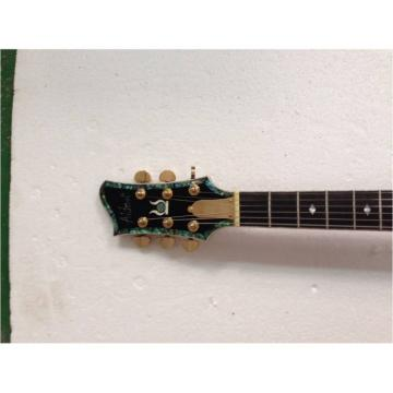 Custom Shop Pearl Abalone Top Electric Guitar MOP
