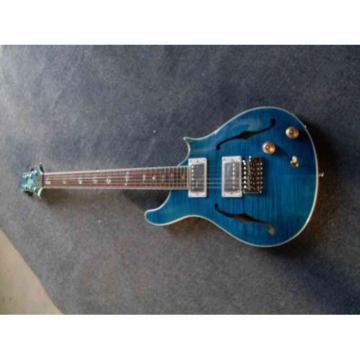 Custom Shop Paul Reed Smith Blue Electric Guitar