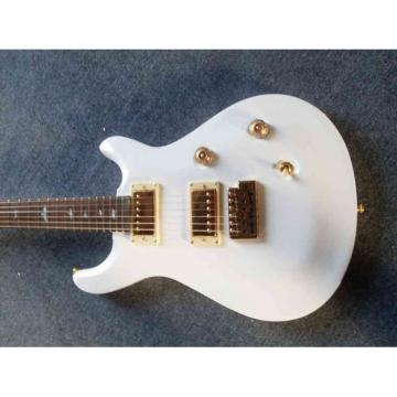 Custom Shop Paul Reed Smith Dave Grissom White Electric Guitar