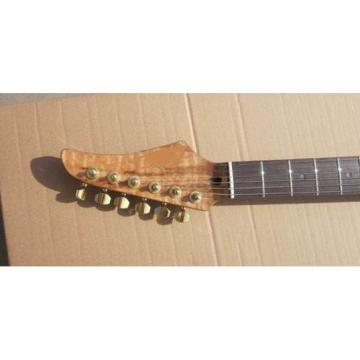 Custom Shop OLP Wolfgang Natural Electric Guitar