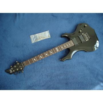 Custom Shop New LTD Black Electric Guitar