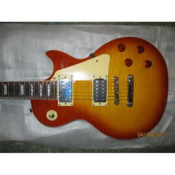 Custom Shop LP Sunburst Electric Guitar