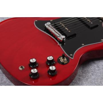 Custom Shop LP Red P90 Pickups SG Electric Guitar
