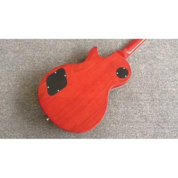 Custom Shop LP Mahogany Body Natural Sunburst Electric Guitar