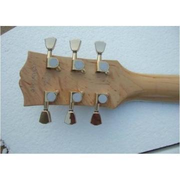 Custom Shop LP American Burly Wood Electric Guitar