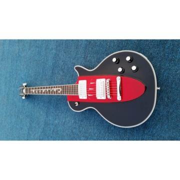 Custom Shop LP 1960 Corvette Black Electric Guitar