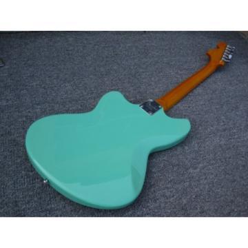 Custom Shop Kurt Cobain Sea Foam Green Jaguar Jazz Master6 String Electric Guitar