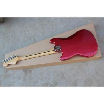 Custom Shop Kurt Cobain Red Jaguar Jazz Master Electric Guitar