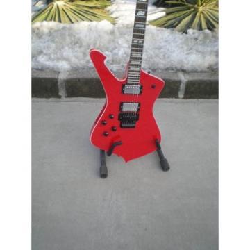 Custom Shop Left FRM250FM Ibanez Classic Red Electric Guitar