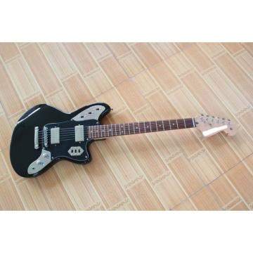 Custom Shop Kurt Cobain Black Jaguar Jazz Master Electric Guitar