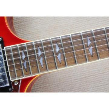 Custom Shop Johnny A Signature Cherry Red Electric Guitar