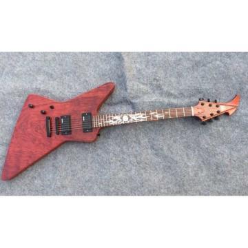Custom Shop Ken Lawrence James Hetfield Explorer Electric Guitar