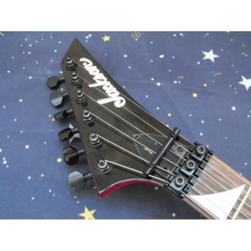 Custom Shop Inspired Jackson Red Electric Guitar
