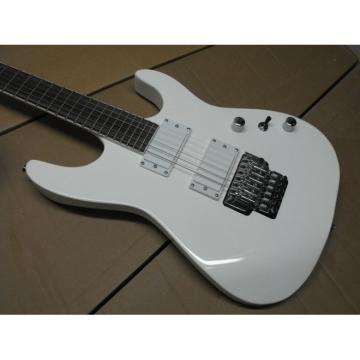 Custom Shop Jackson Dinky  Soloist White Electric Guitar