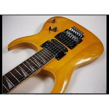Custom Shop Ibanez Jem Natural Electric Guitar