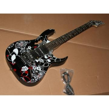 Custom Shop Ibanez Jem Flower Electric Guitar