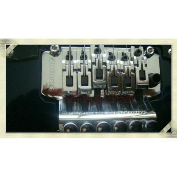 Custom Shop Ibanez Jem Black Electric Guitar