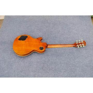 Custom Shop Honey Tiger Maple Top Electric Guitar