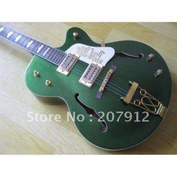 Custom Shop Green Gretsch Nashville Electric Guitar