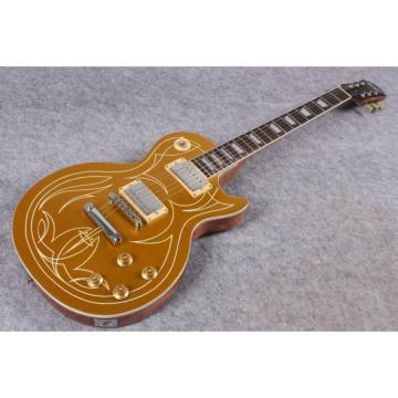 Custom Shop Gold Top LP Unique Design VOS Electric Guitar