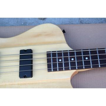 Custom Shop Firebird Reverse Headstock Natural Electric Guitar