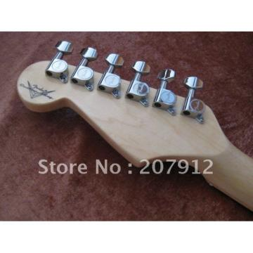 Custom Shop Fender Jim Root Black Strat Electric Guitar