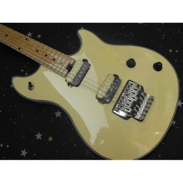 Custom Shop EVH Wolfgang Cream Electric Guitar