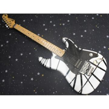 Custom Shop EVH White Electric Guitar